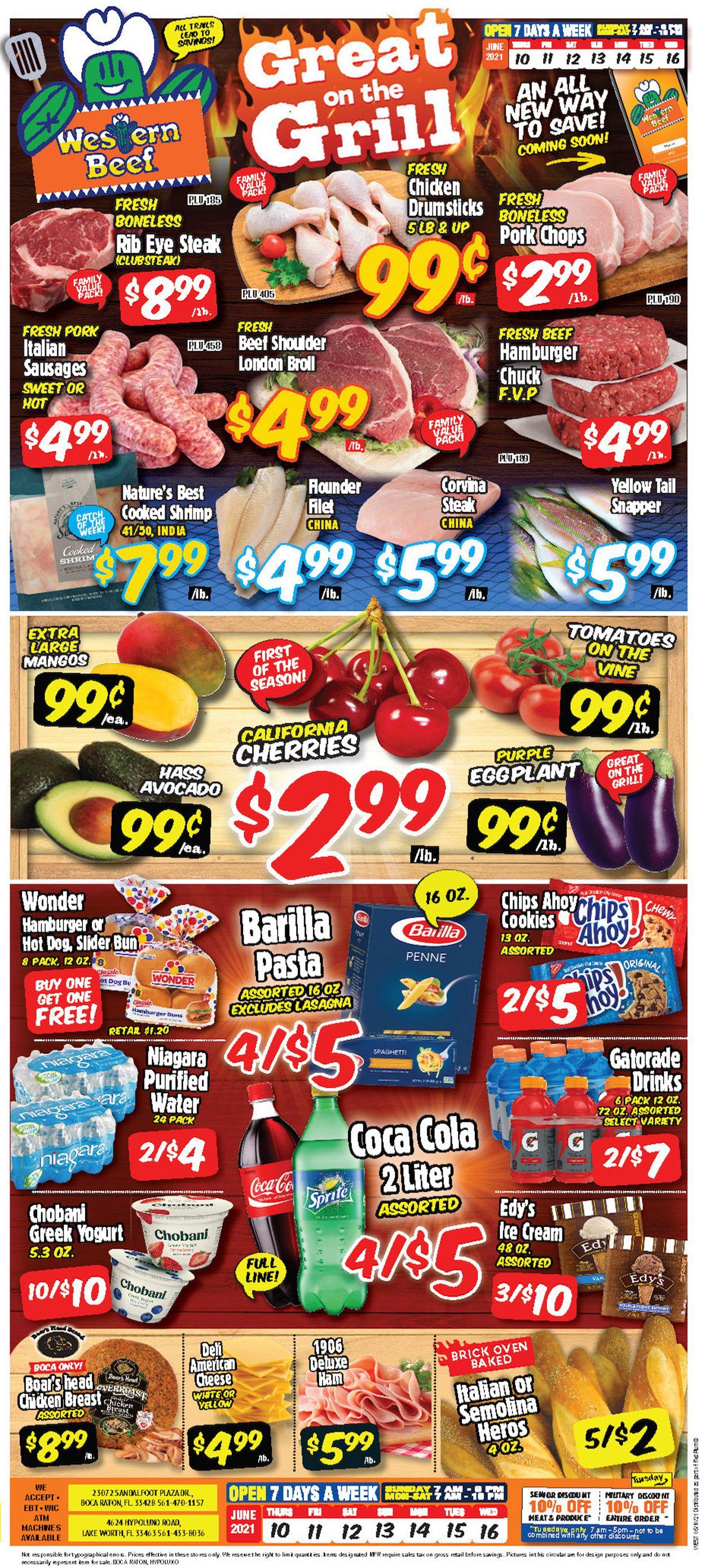 Western Beef Weekly Ad Circular - valid 06/10-06/16/2021