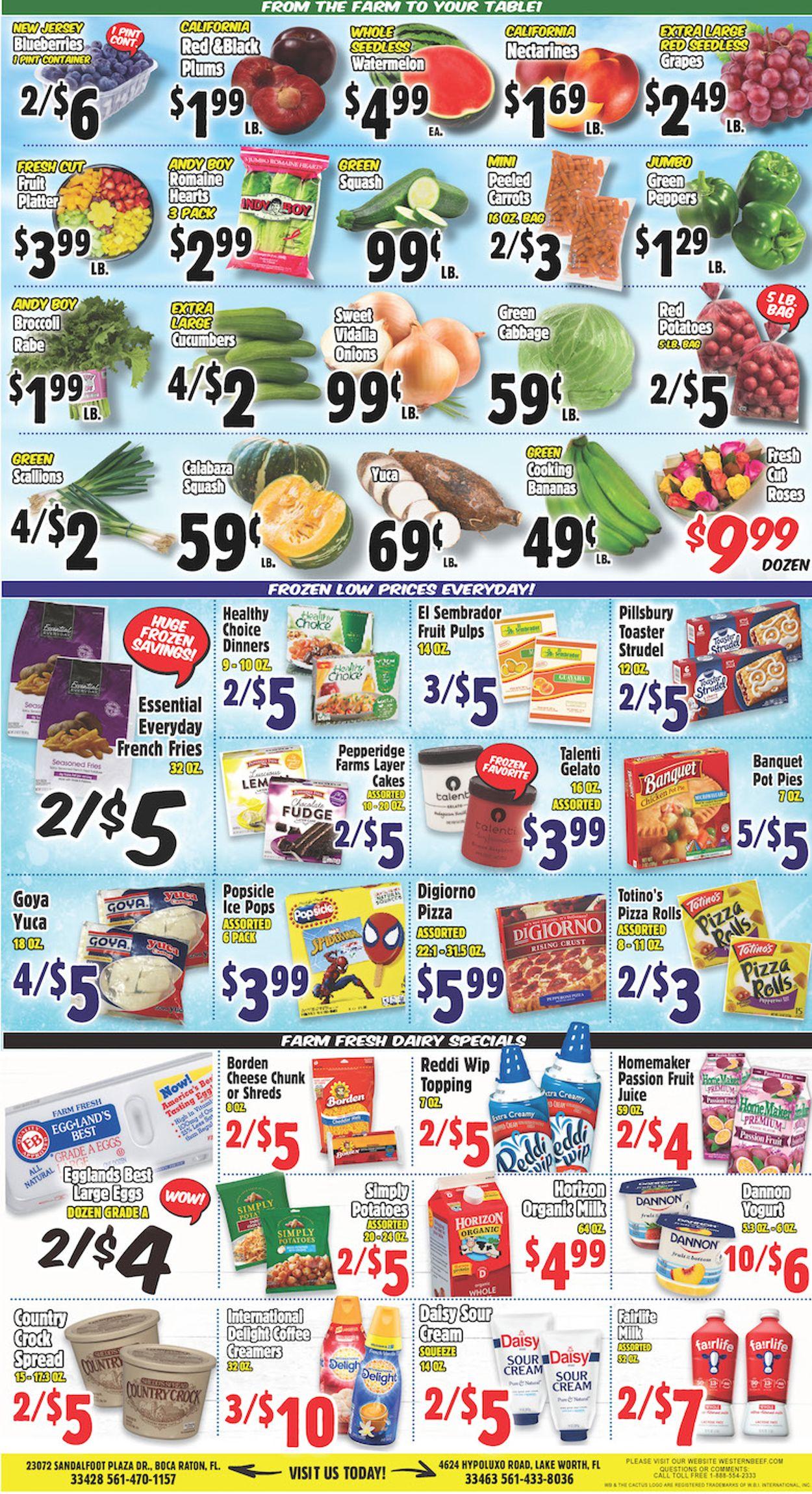 Western Beef Weekly Ad Circular - valid 07/14-07/20/2021 (Page 2)