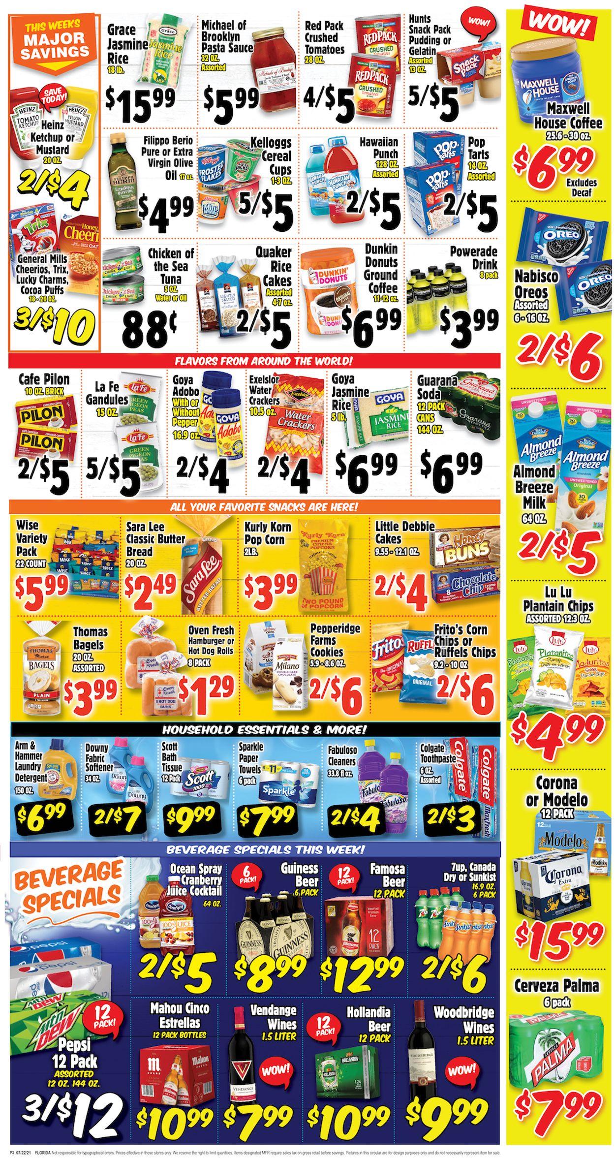 Western Beef Weekly Ad Circular - valid 07/21-07/27/2021 (Page 4)