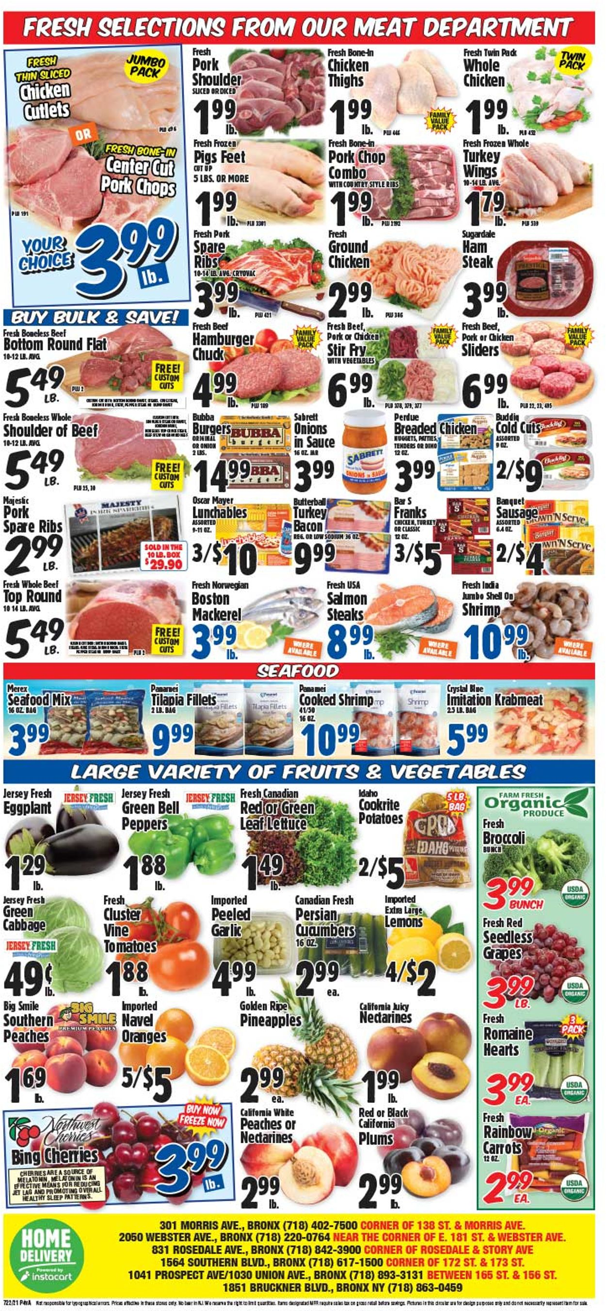 Western Beef Weekly Ad Circular - valid 07/22-07/28/2021 (Page 3)