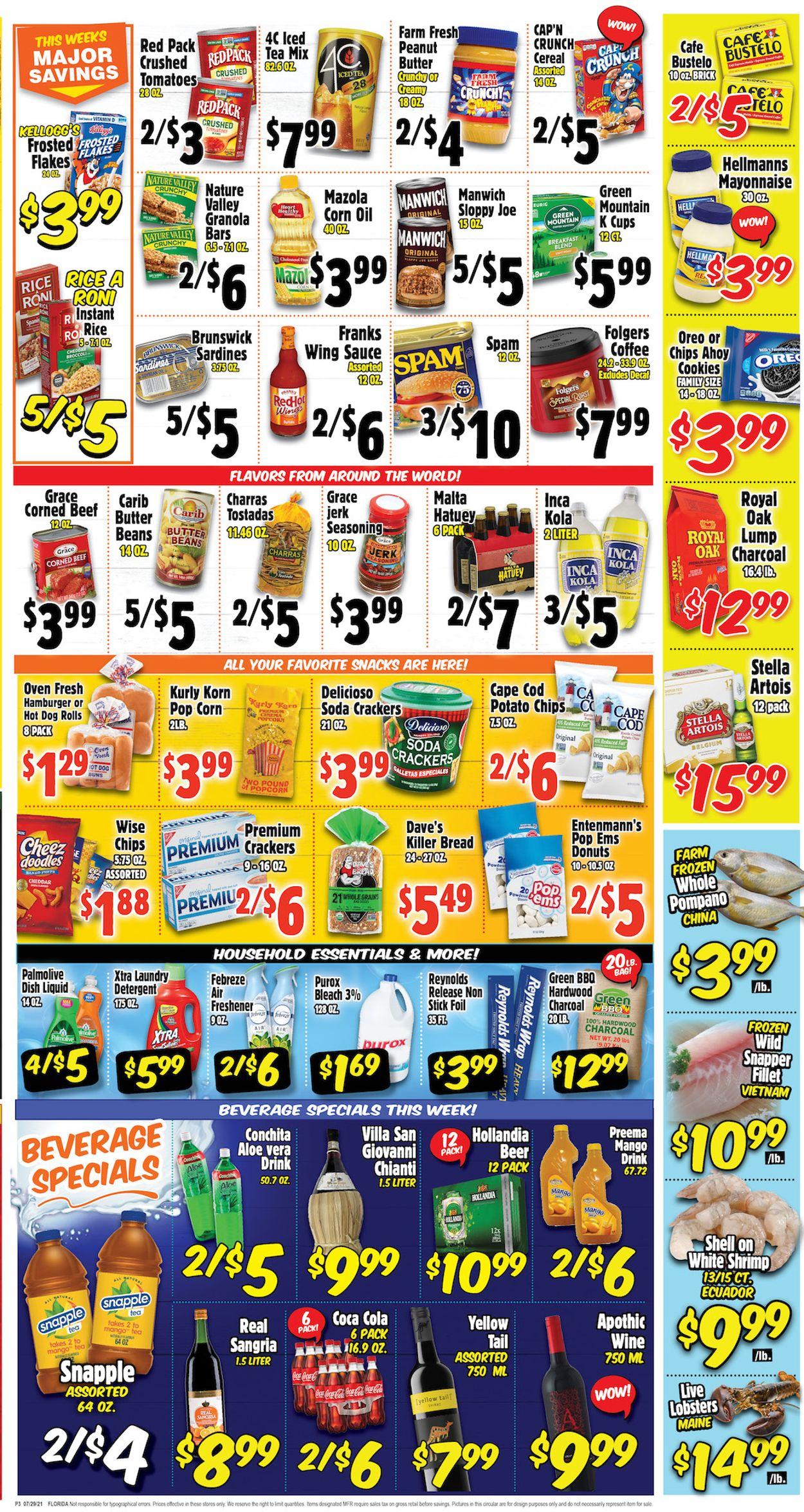 Western Beef Weekly Ad Circular - valid 07/28-08/03/2021 (Page 4)