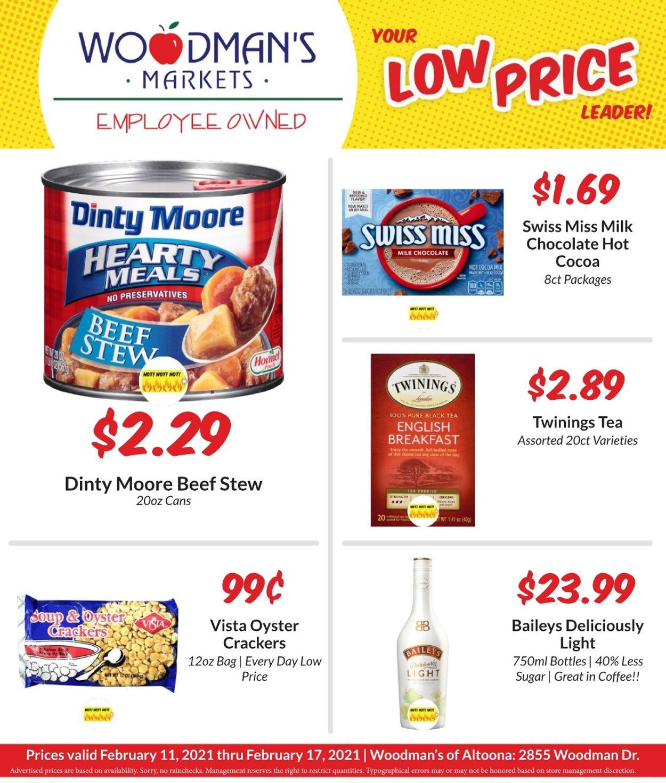 Woodman's Market Weekly Ad Circular - valid 02/11-02/17/2021