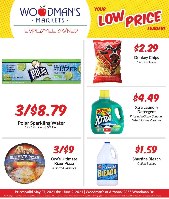 Woodman's Market Weekly Ad Circular - valid 05/27-06/02/2021
