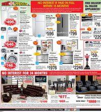 ABC Warehouse After-Christmas Markdowns 2020