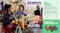 Academy Sports Holidays 2020