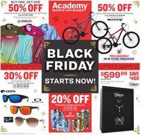 Academy Sports Black Friday 2020 ad