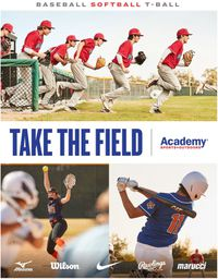 Academy Sports Baseball Gear Guide 2021