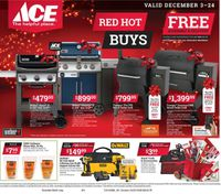 Ace Hardware - Christmas Ad 2019