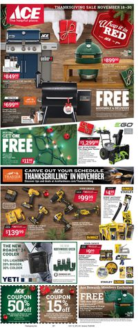 Ace Hardware Holiday 2020