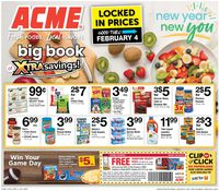 Acme Specials and Seasonal Favorites 2021
