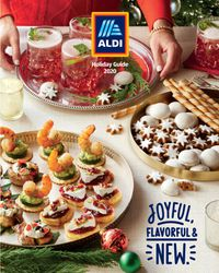 ALDI Holiday ad 2020