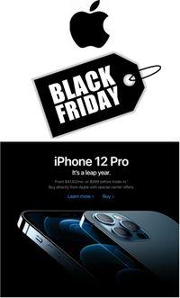 Apple Black Friday ad 2020