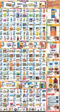 Associated Supermarkets Thanksgiving 2020
