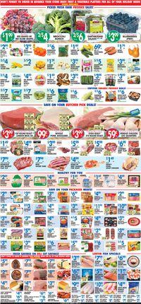 Associated Supermarkets - Easter 2021