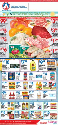 Associated Supermarkets