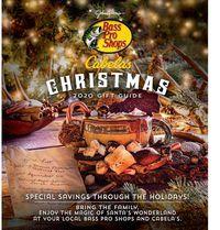 Bass Pro Christmas ad 2020