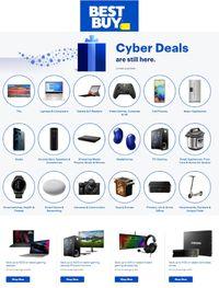 Best Buy Cyber Deals 2020