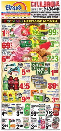 Bravo Supermarkets