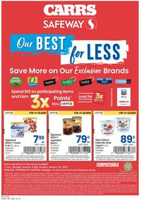 Carrs Limited Time Offers 2021