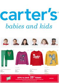 Carter's Black Friday 2020