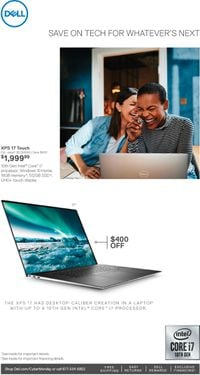 Dell Cyber Monday 2020