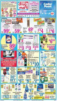 Discount Drug Mart - Easter 2021
