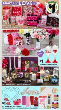 Dollar Tree Valentine's Day 2021
