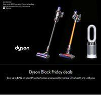 Dyson Black Friday 2020
