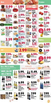 Festival Foods Easter 2021 ad