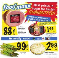 FoodMaxx - Easter 2021 Ad