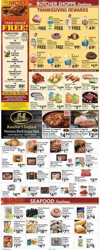 Foodtown - Thanksgiving Ad 2020