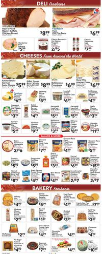 Foodtown - Thanksgiving Ad 2020