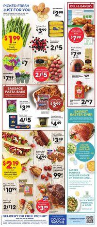 Gerbes Super Markets - Easter 2021 ad