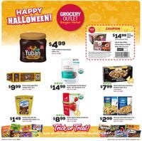 Grocery Outlet Halloween 2021