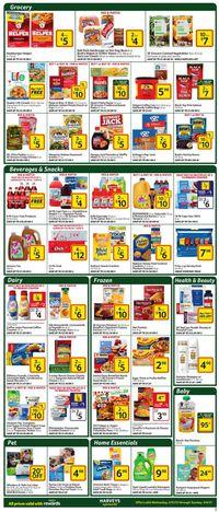 Harveys Supermarket Easter 2021 ad