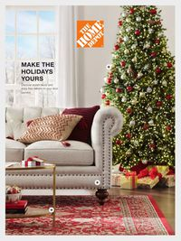 Home Depot HOLIDAY 2021