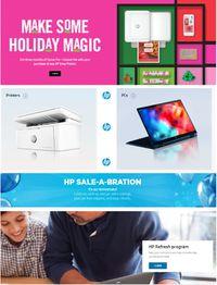 HP Holiday 2020
