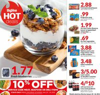 HyVee Hot Deals 2021
