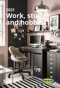 IKEA  Workspaces 2021