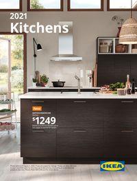 IKEA Kitchen 2021