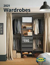 IKEA Wardrobe 2021