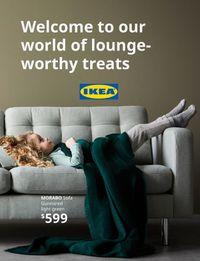 IKEA Sofa brochure 2021