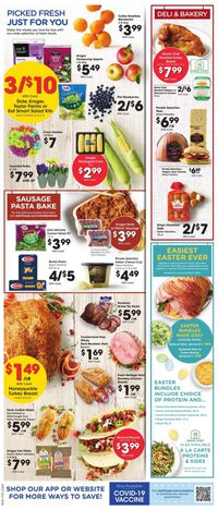 Jay C Food Stores - Easter 2021