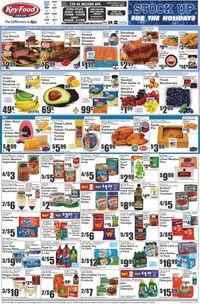 Key Food Black Friday Ad 2020