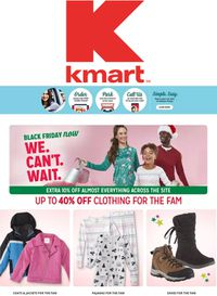 Kmart Black Friday ad 2020