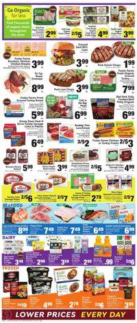 Lucky Supermarkets