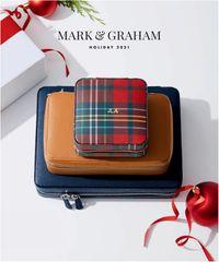 Mark and Graham Holiday ad 2021