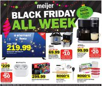 Meijer Black Friday 2020