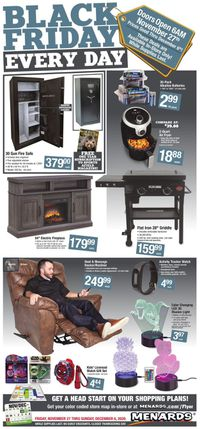 Menards Black Friday 2020