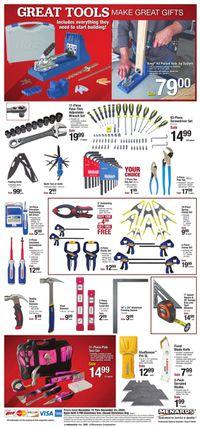 Menards Tools 2020